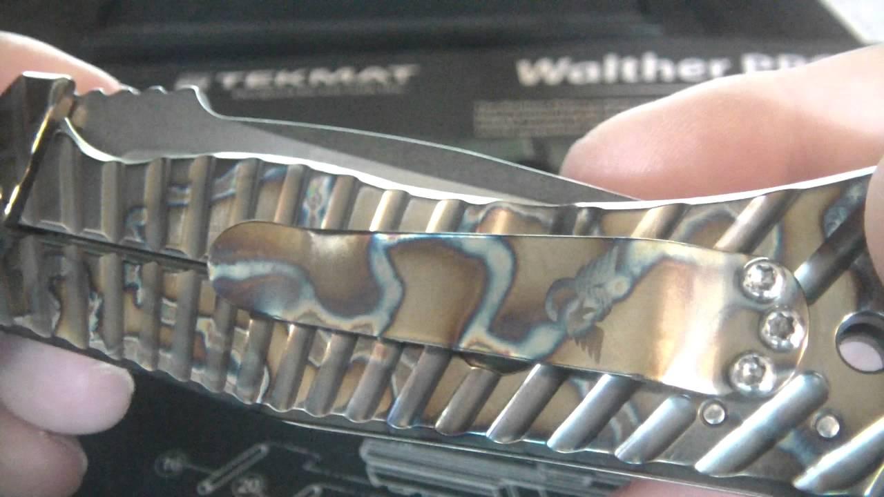 Knife Sale! Wilson Combat Eagle Flipper and Zero Tolerance 0300BW