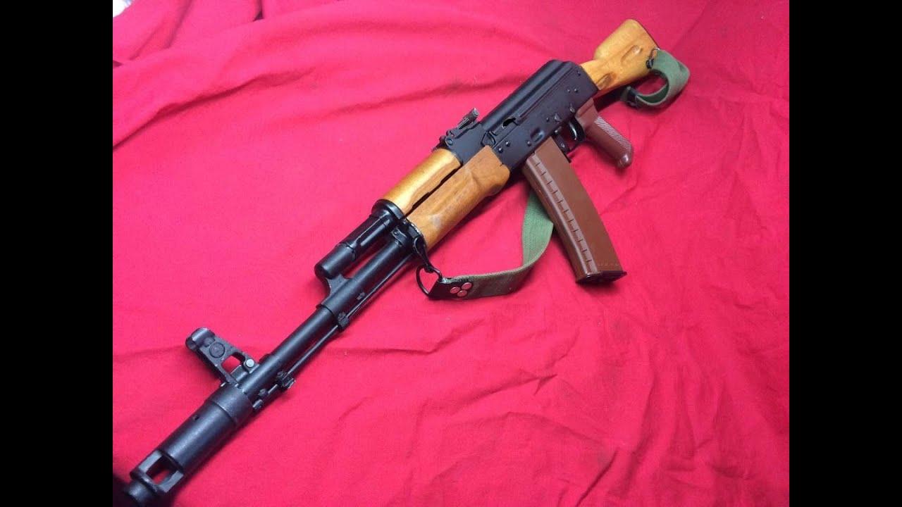 AK74 Furniture refinish.