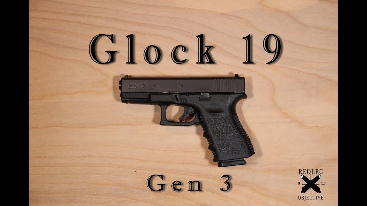 Clock 19 Gen3 - Perfect All Around Handgun!