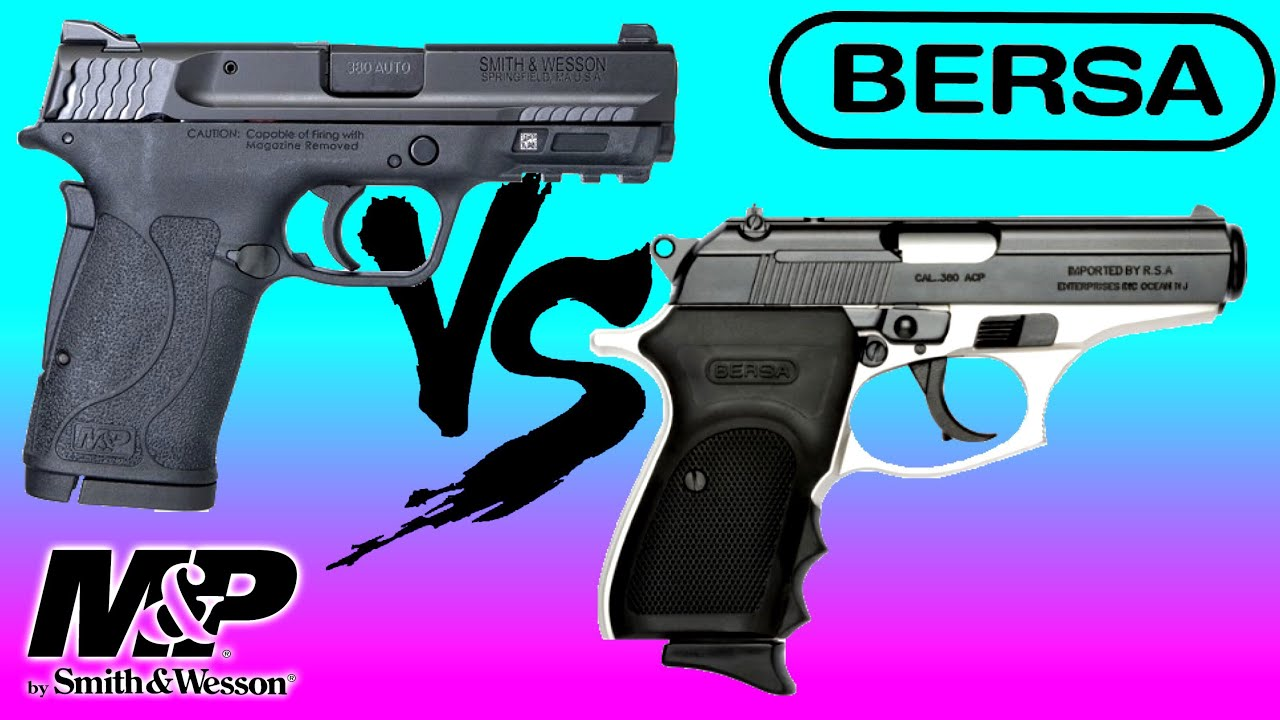 Choose Carefully For Your First/Beginner Handgun