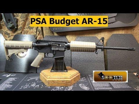 PSA Freedom AR  Best Budget Option