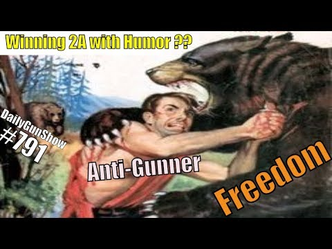 Winning 2A with Humor ? - Daily Gun Show #791