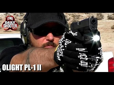 Olight PL-1 II Weapon Light Review and Testing