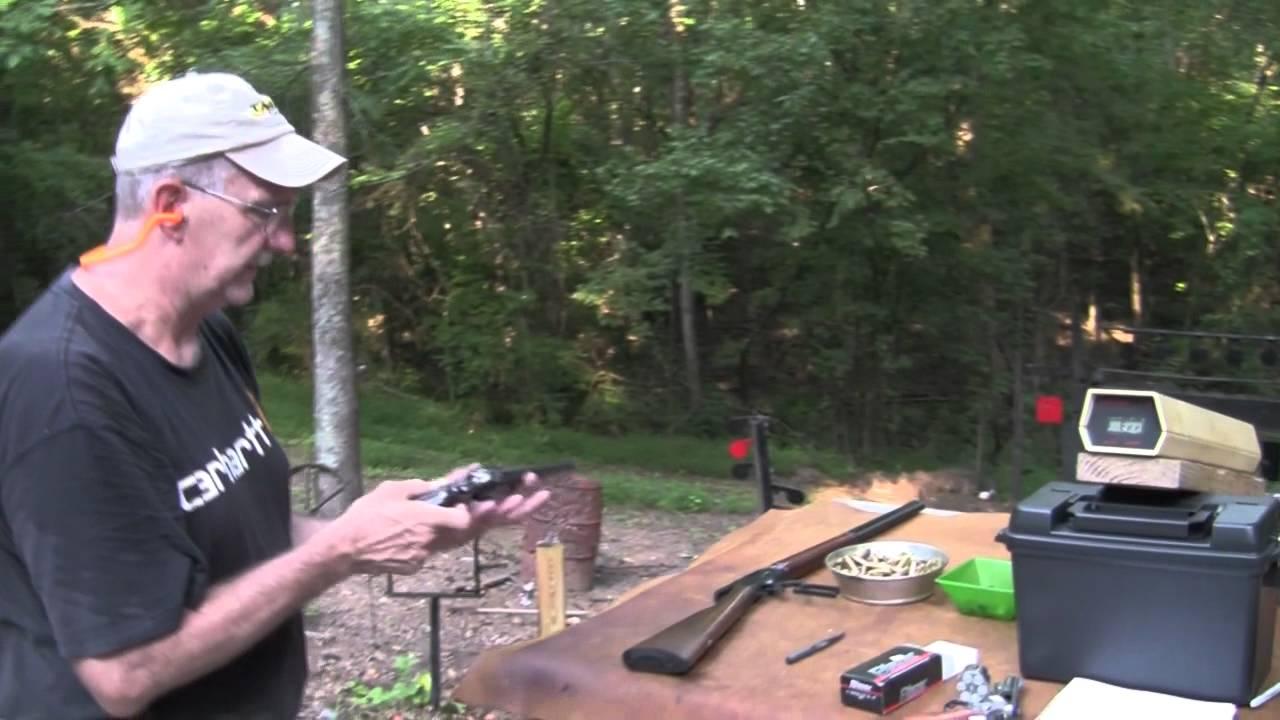 44 Magnum Velocity Basics.
