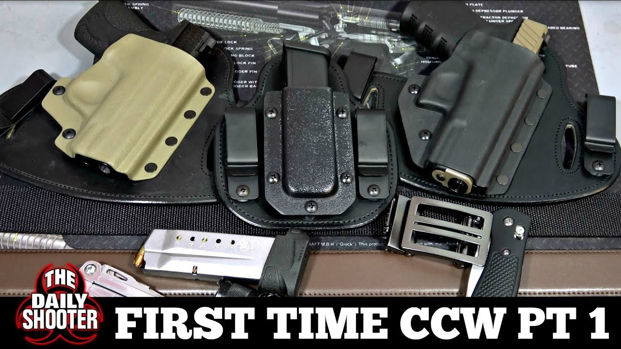 First Time CCW Episode 1 THE GEAR