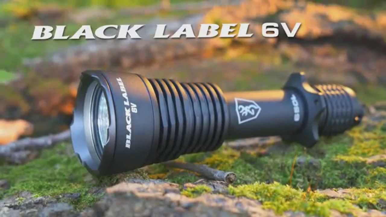 Browning Black Label 6V Flashlight V2