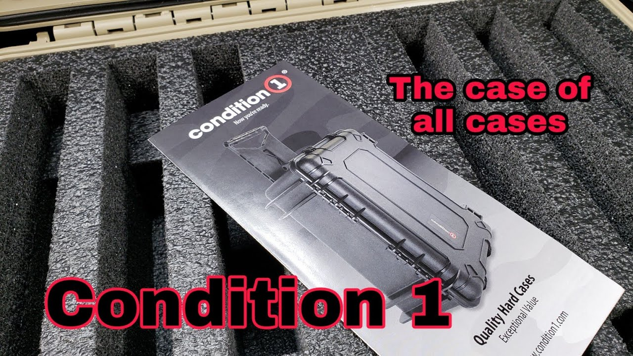 Condition 1: The best case for all of your needs.