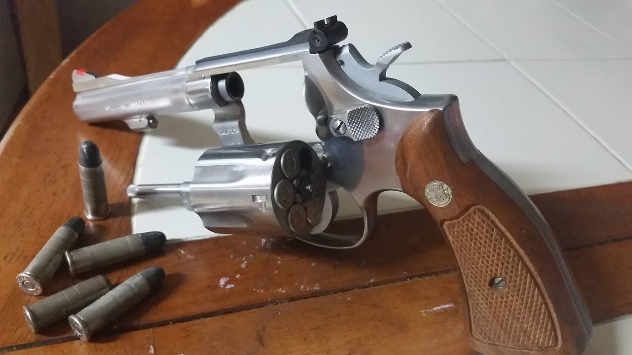 S&W  Masterpiece/Model 67-1 Classic Review