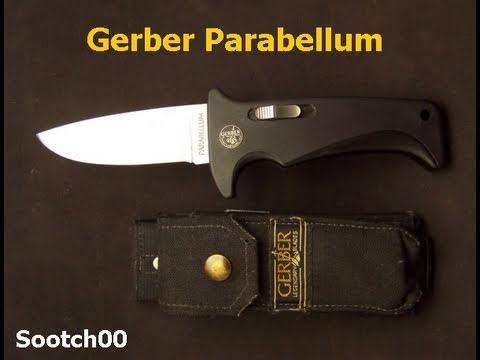 Gerber Parabellum Tactical Knife