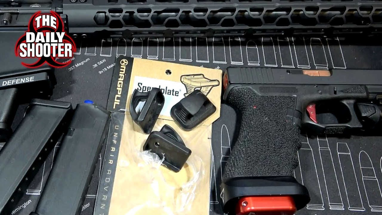 Magpul Glock Speedplate Long Term Review