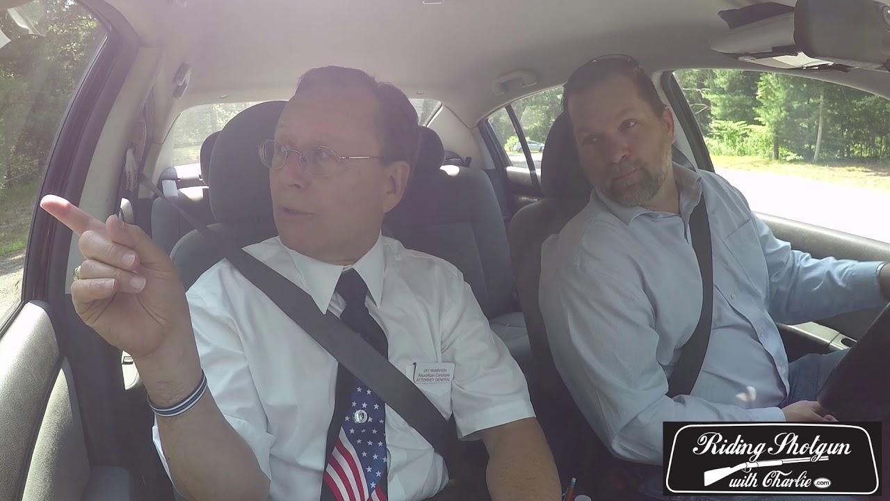 RSWC #028 Jay McMahon: Aptuxcet Trading Post, Maura Healey, & Cop Killers