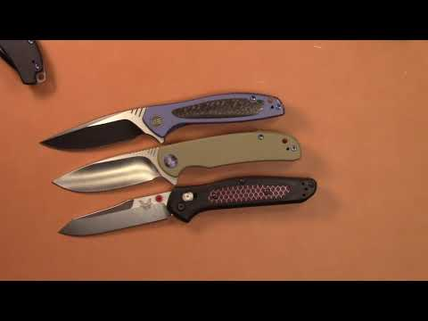 WE Knives 809B Practic First Impressions