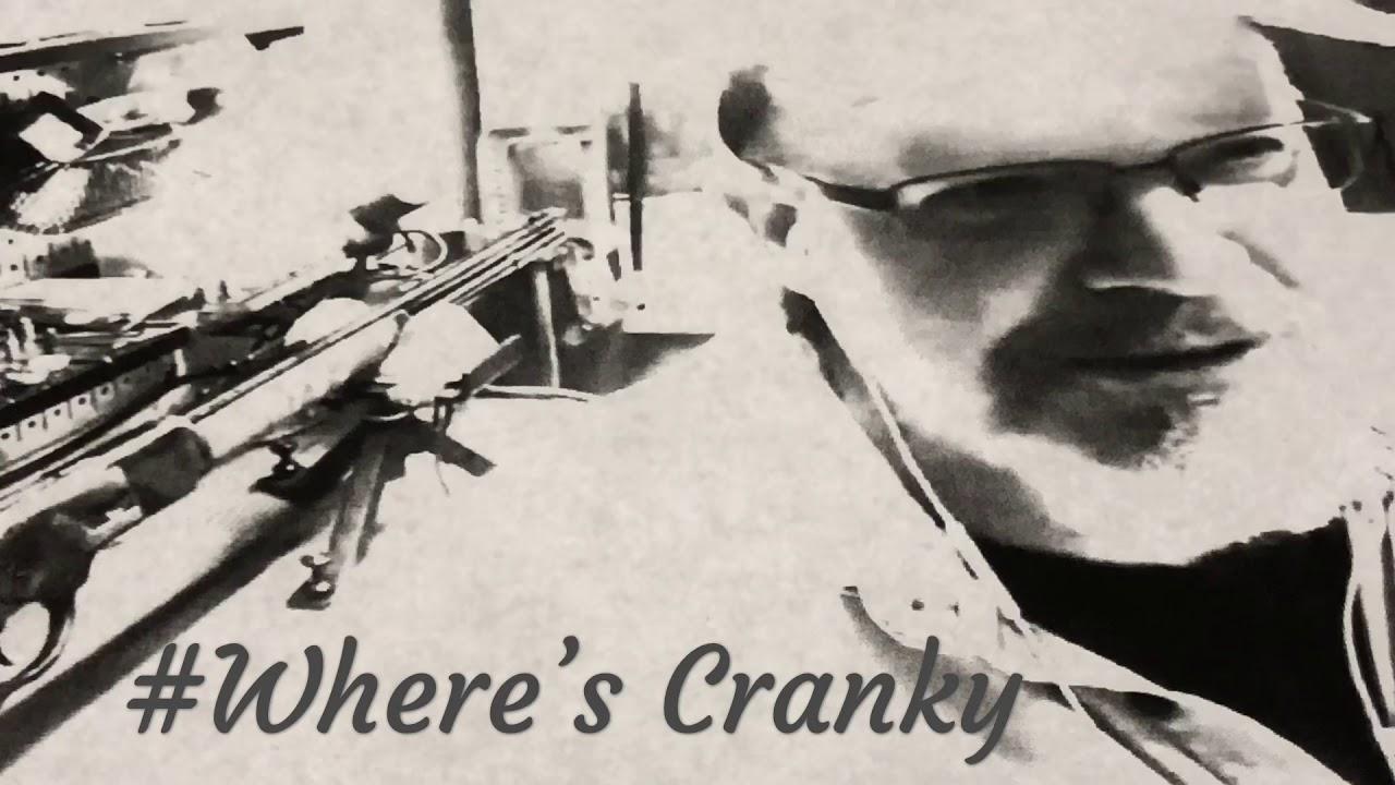 #Where's Cranky