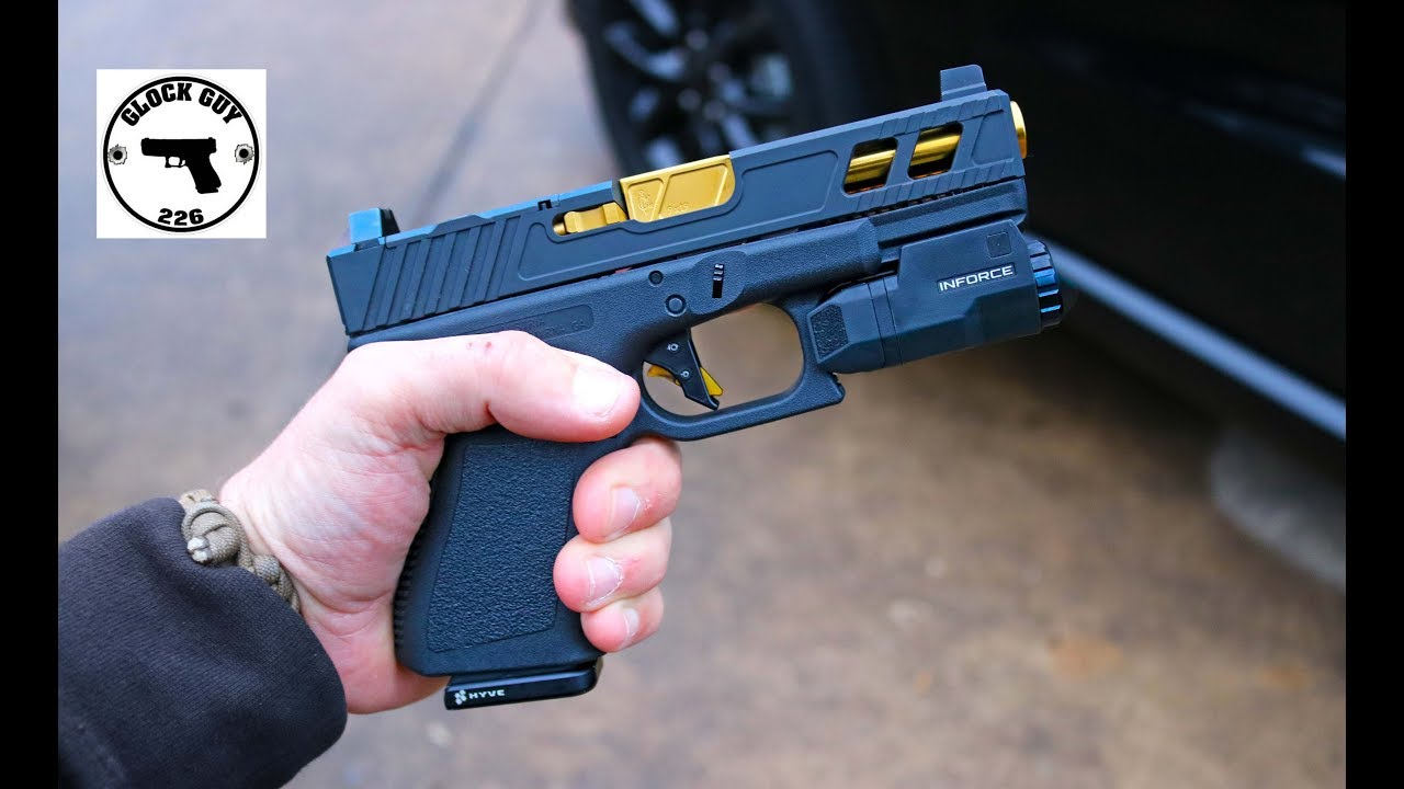 ULTIMATE CARRY GLOCK 19 BUILD ►((DISCOUNT CODES))