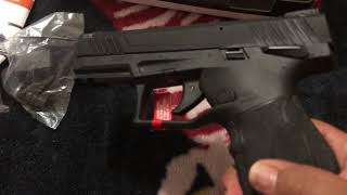 Taurus TX 22 Genuine First Unboxing Part 1! Taurus week continues!