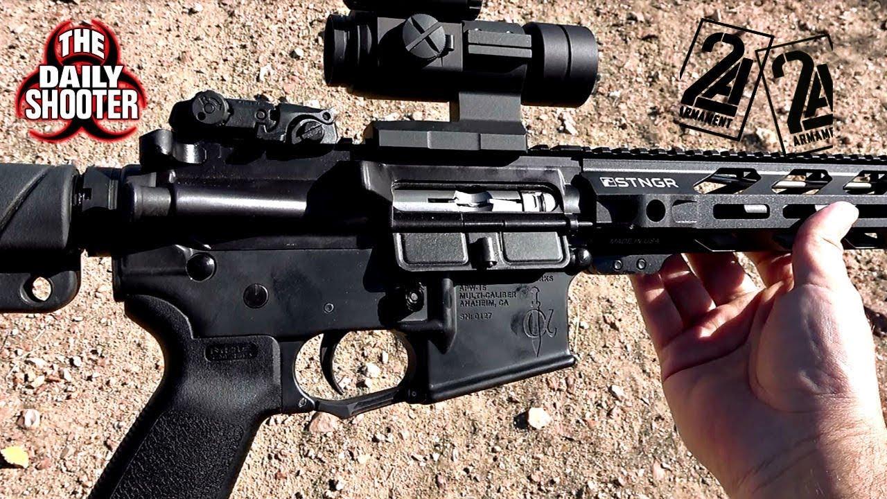 2A Armament 22LR Conversion BCG Review
