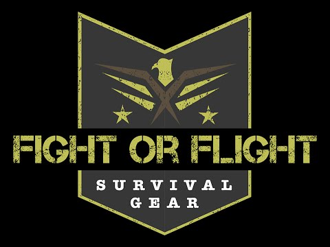 Fight or Flight Survival Gear Survival Fishing and Sewing Kits