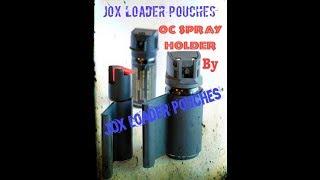 JOX Loader Pouches | Horizontal OC holder