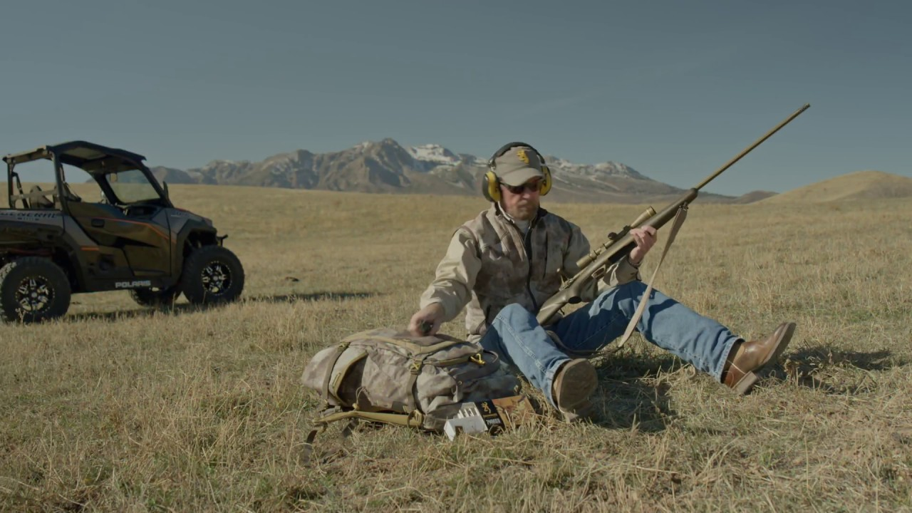 Packed with features most custom rifles have -- The X-Bolt Pro.
