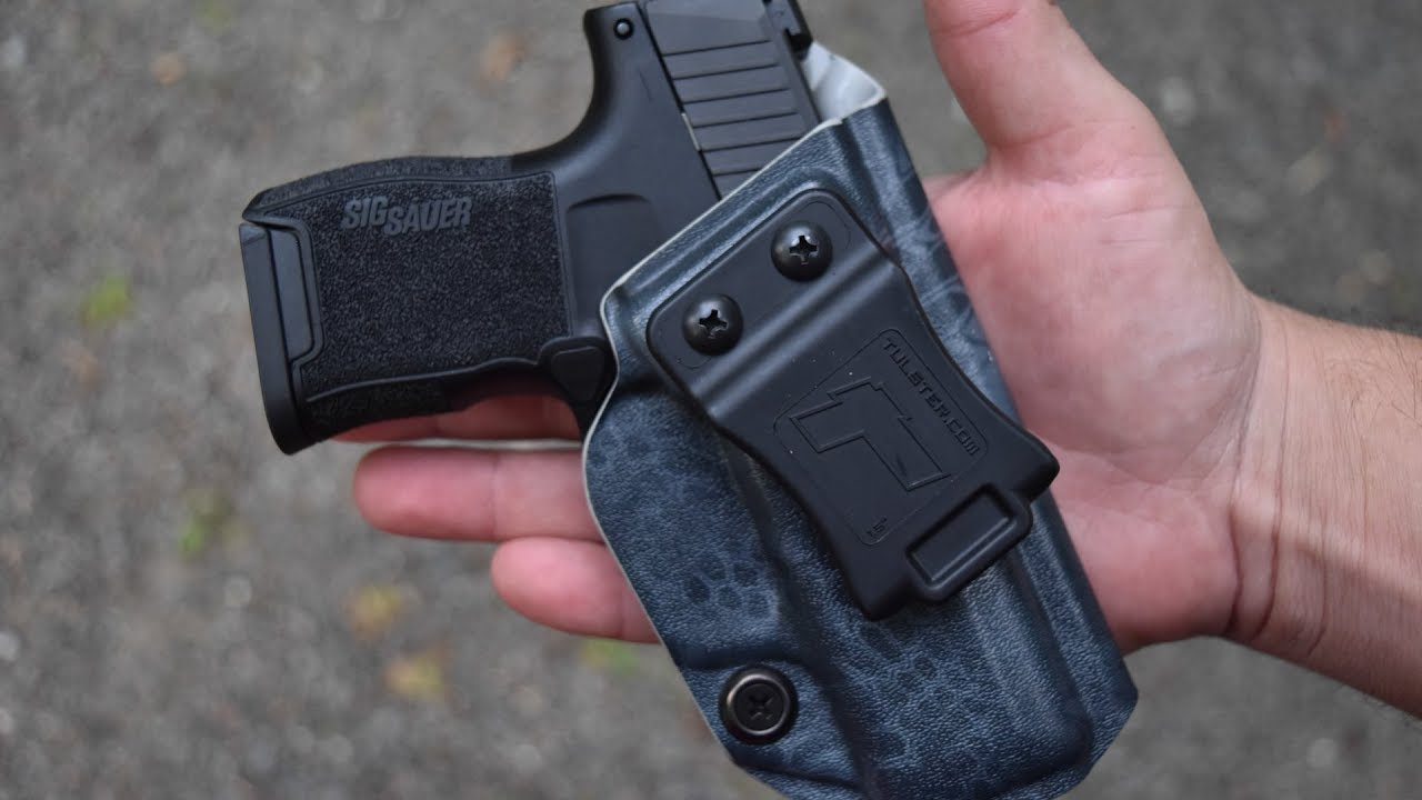 Concealment Express Sig p365 Holster & Mag Pouch