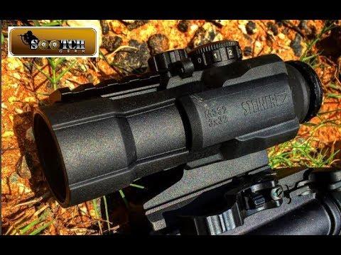 Steiner M332 3X Combat Scope Review