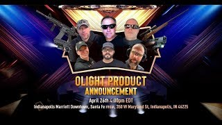 Meet Me At Olight's Product Release at NRA Show