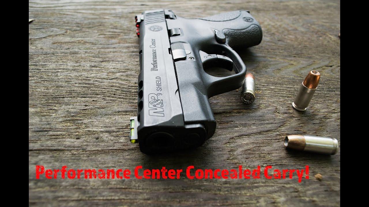 M&P Performance Center Shield...The Best Just Got Better?