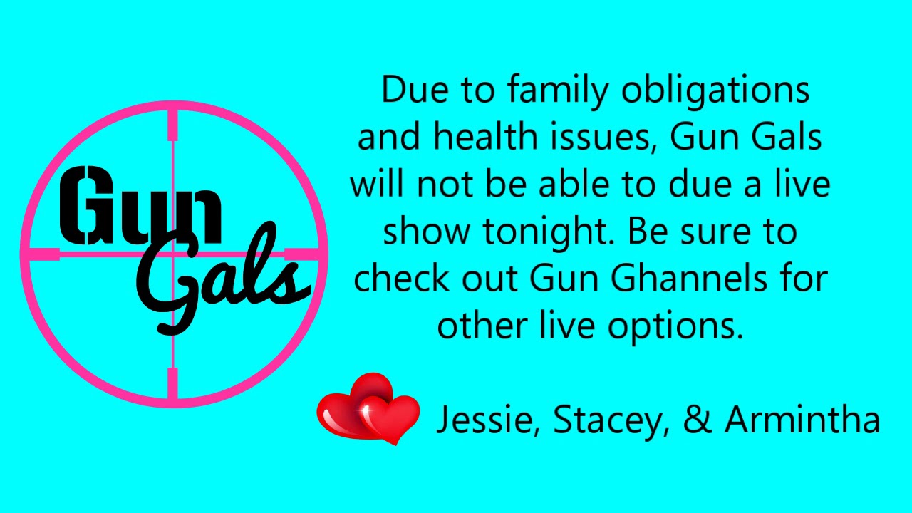 No Live Show tonight 3/10/19
