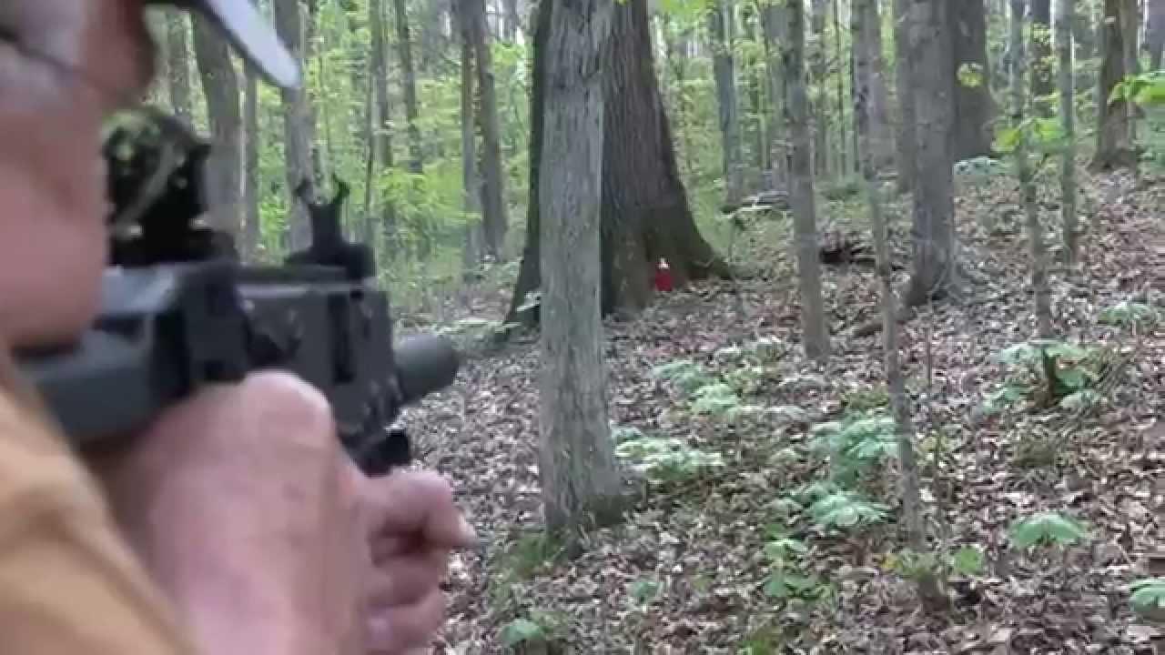 KRISS Vector SBR Suppressed  Woods Walk