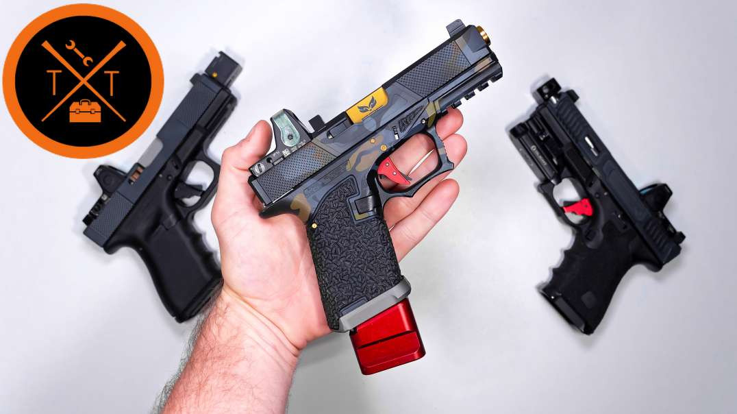ULTIMATE: Polymer 80 Glock Troubleshooting Guide (w/Links)