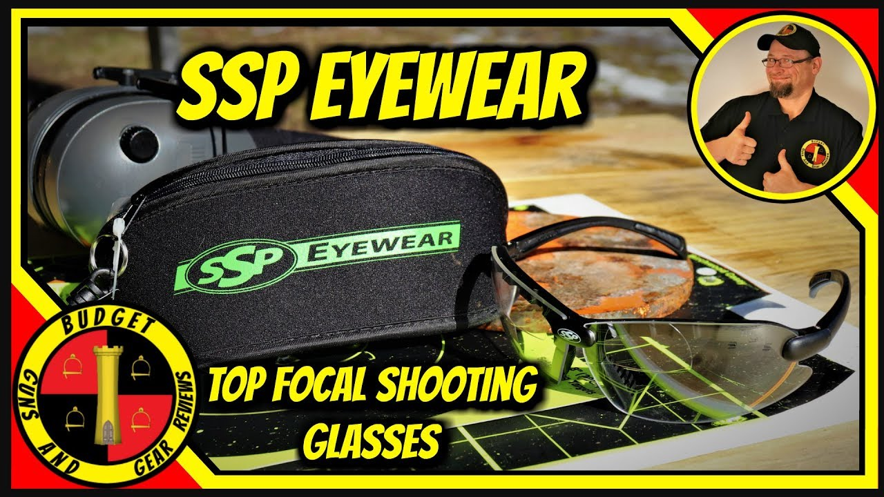 SSP Eyewear Top Bifocals- I Can See My Front Sight Again!