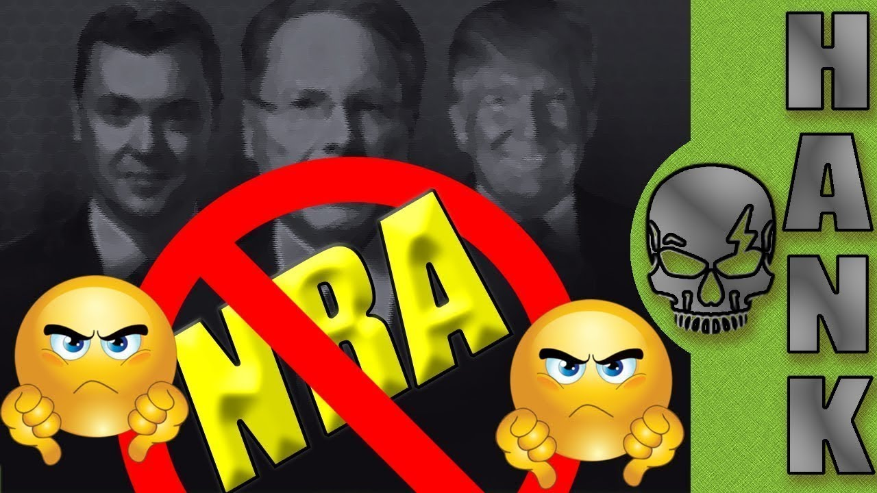 WMMF Clips: NRA Gives Ground To New Legislation