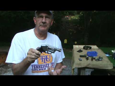 642 S&W  .38 Special (Airweight  J frame)