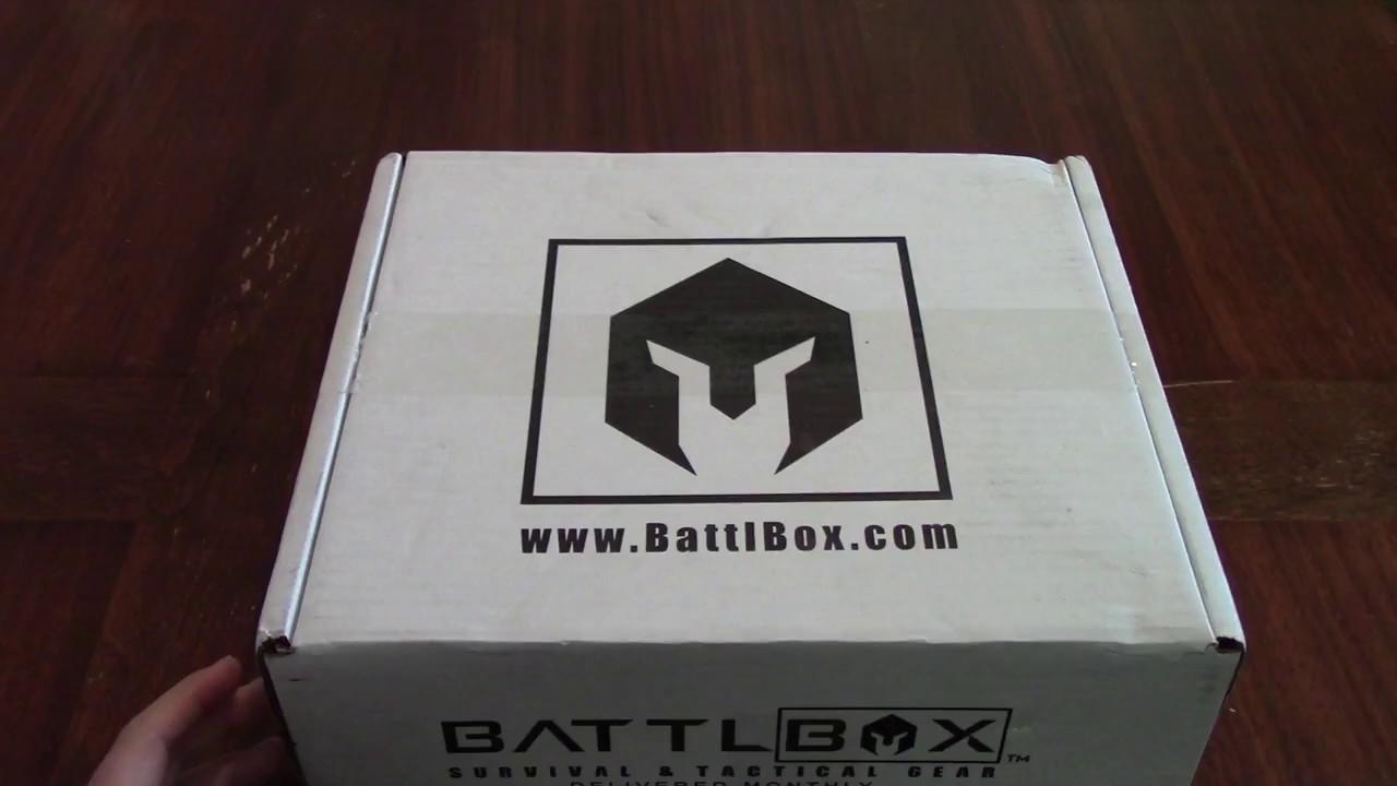 Battlbox Mission 29 Unboxing-Merica Edition