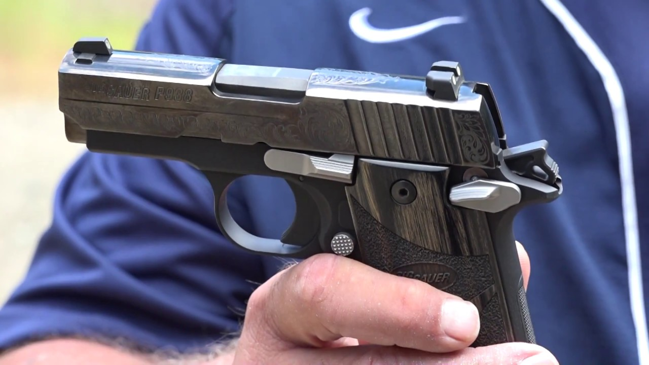 SIG Sauer P938 with SSGuideRod