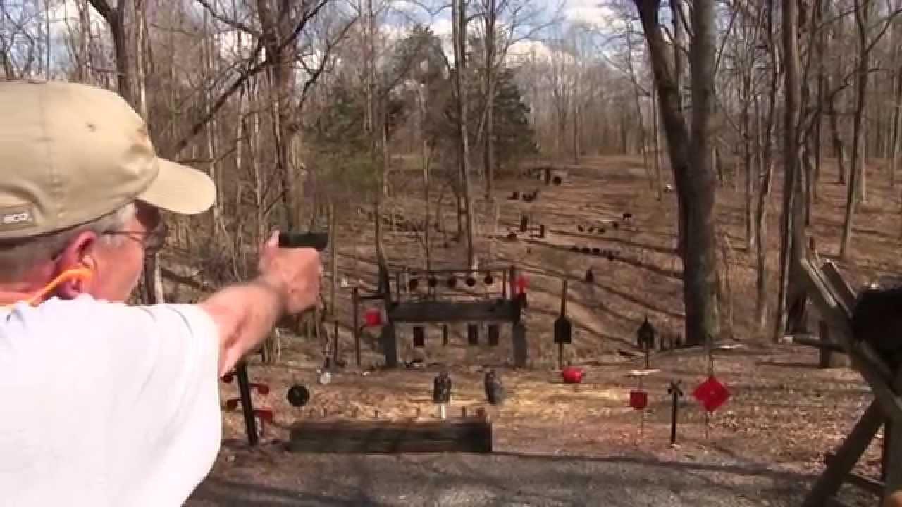 Glock 41 vs XDm 5 25