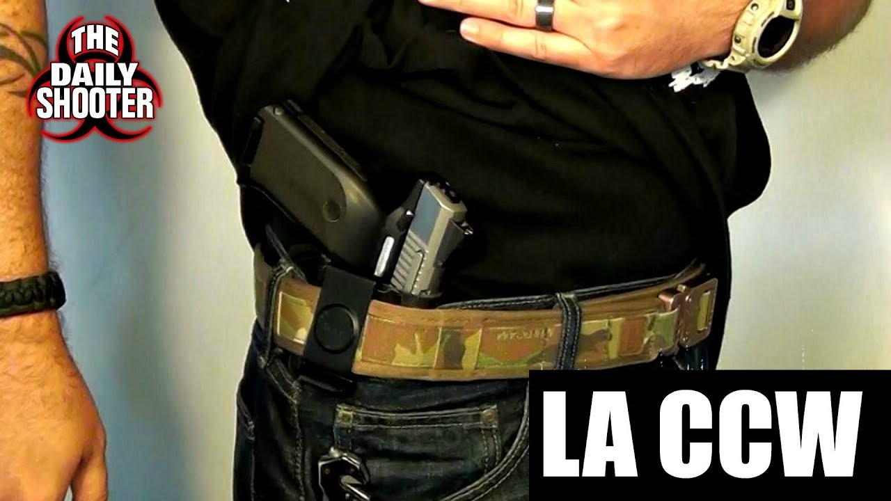 CCW in Los Angeles County Update!! Must Watch
