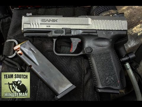Canik TP9SF Elite - Is It the Best Pistol??? | Musty Yeti