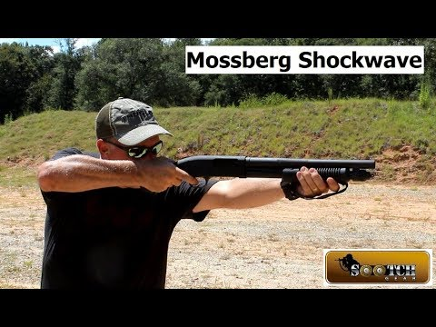 Mossberg 590 Shockwave  : Defense Tool or Range Toy?