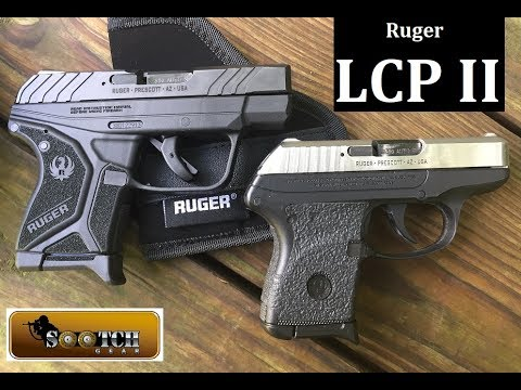 Review of Boraii Pocket Holster for Ruger LCP II