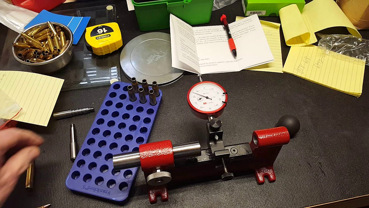 New Hornady Concentricity Gauge