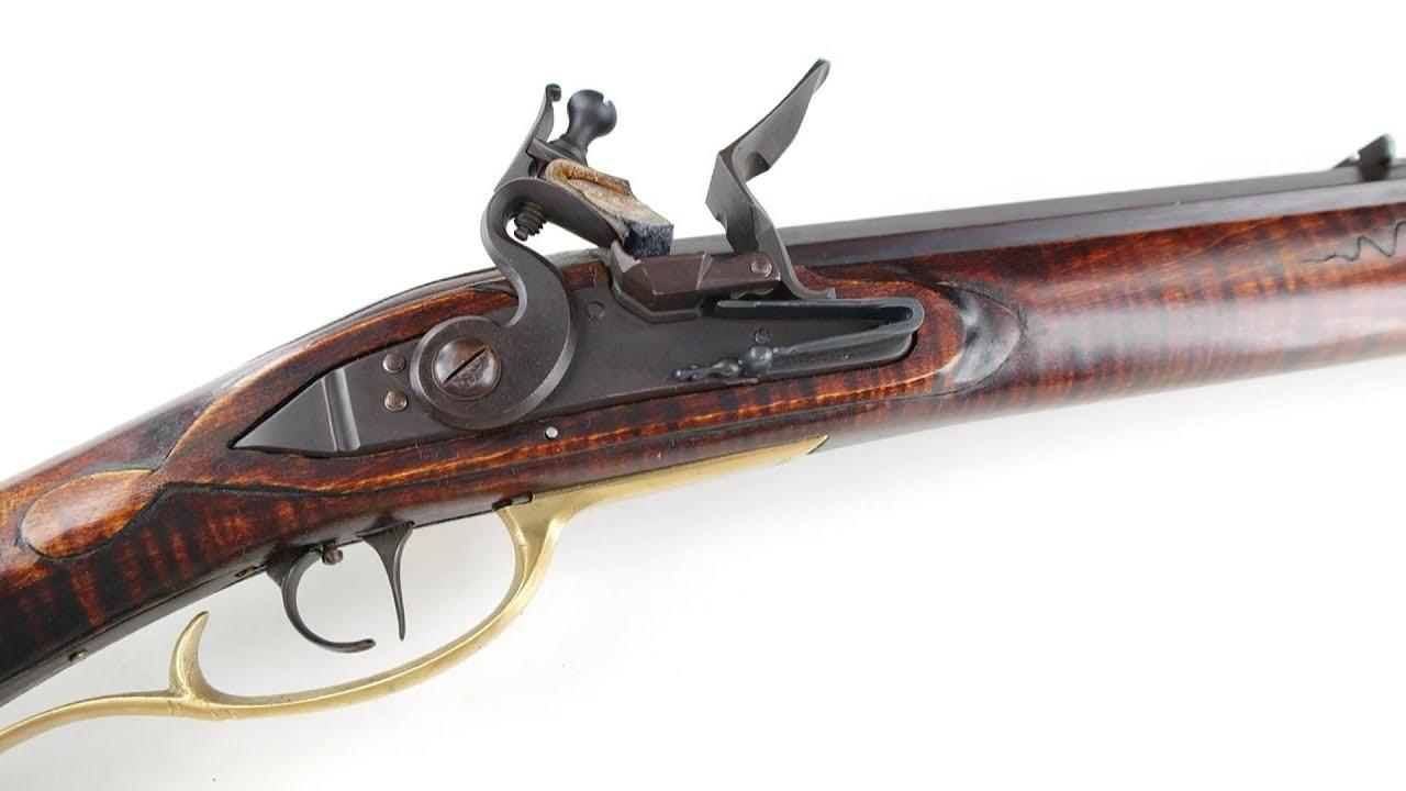 JP Beck Flintlock rifle