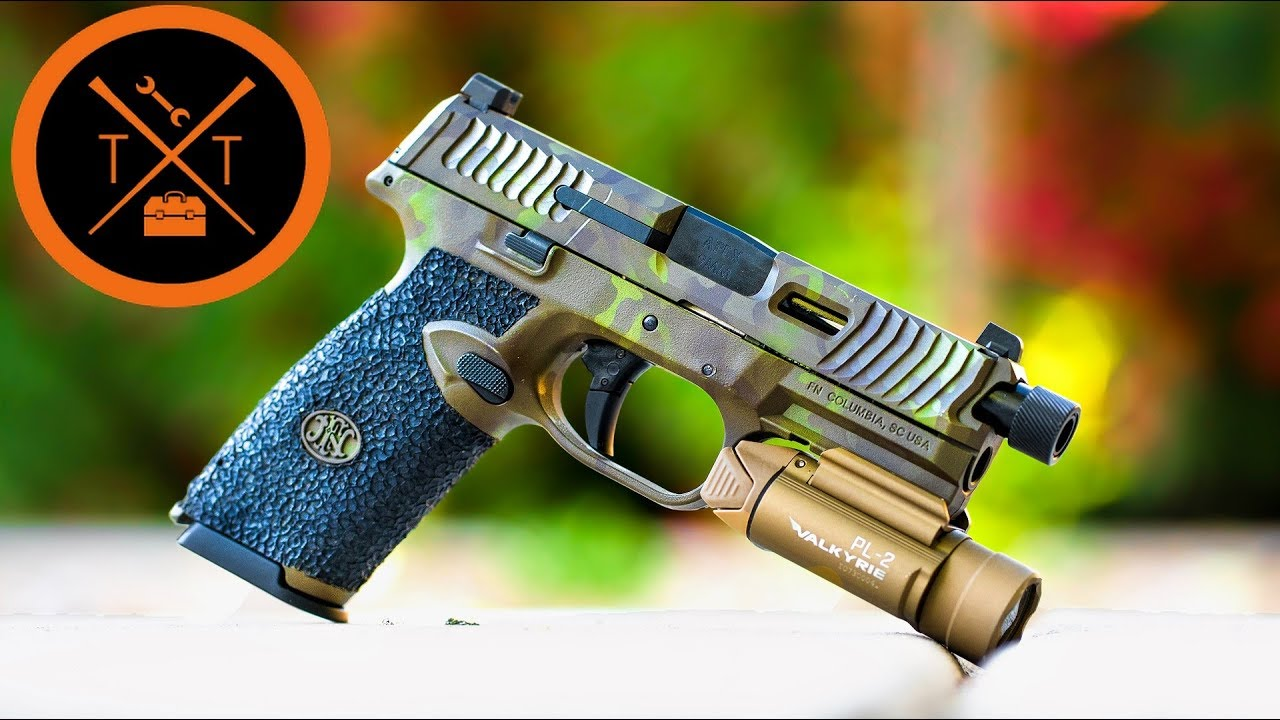 Is the NEW FN 509 Tactical APEX Threaded Barrel any good? (w/Links)