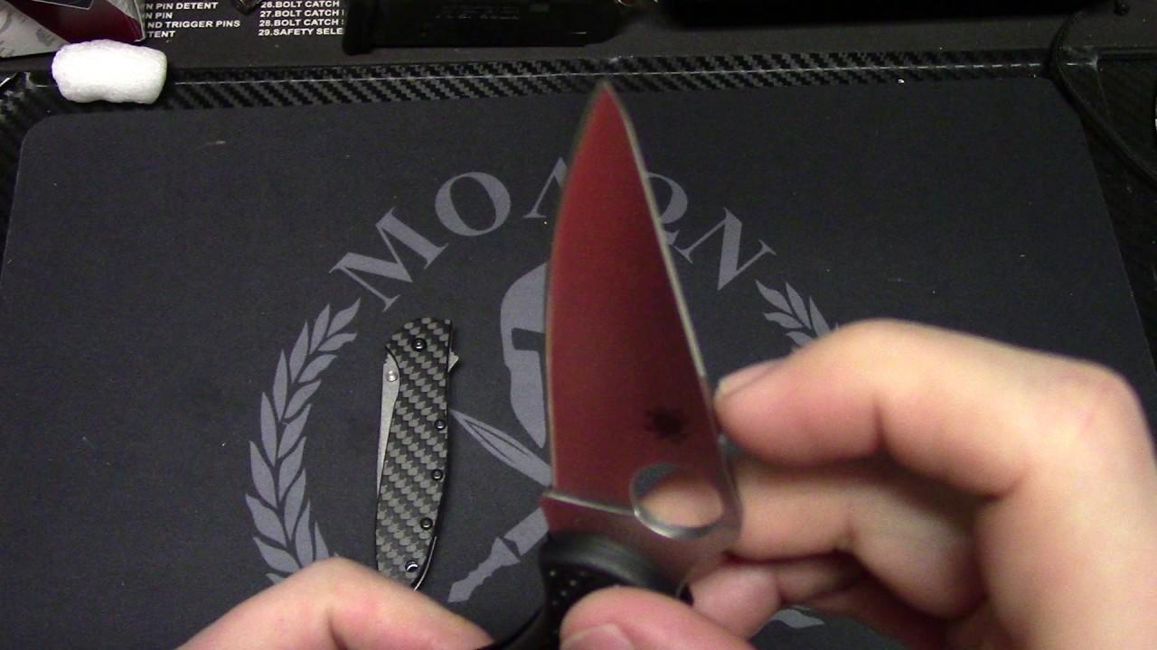 Knife Sale! Spyderco, Kershaw, WE Knives