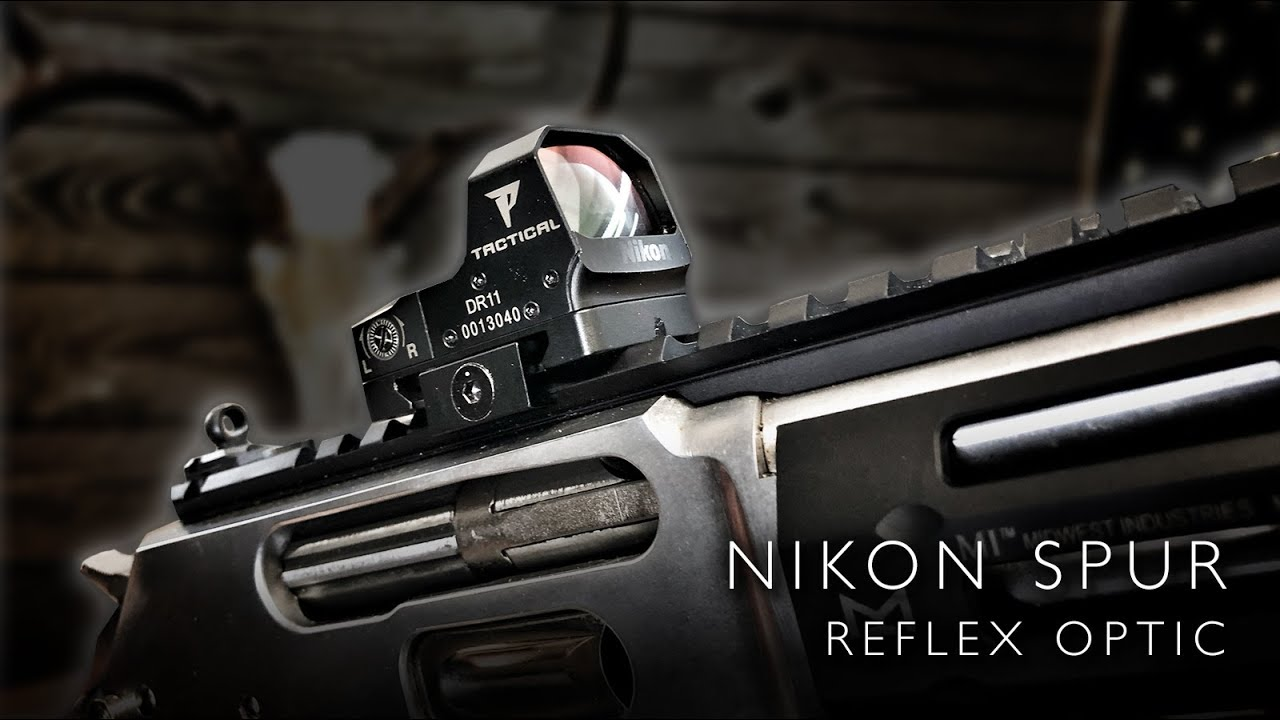 The RMR Killer? Nikon Spur Red Dot