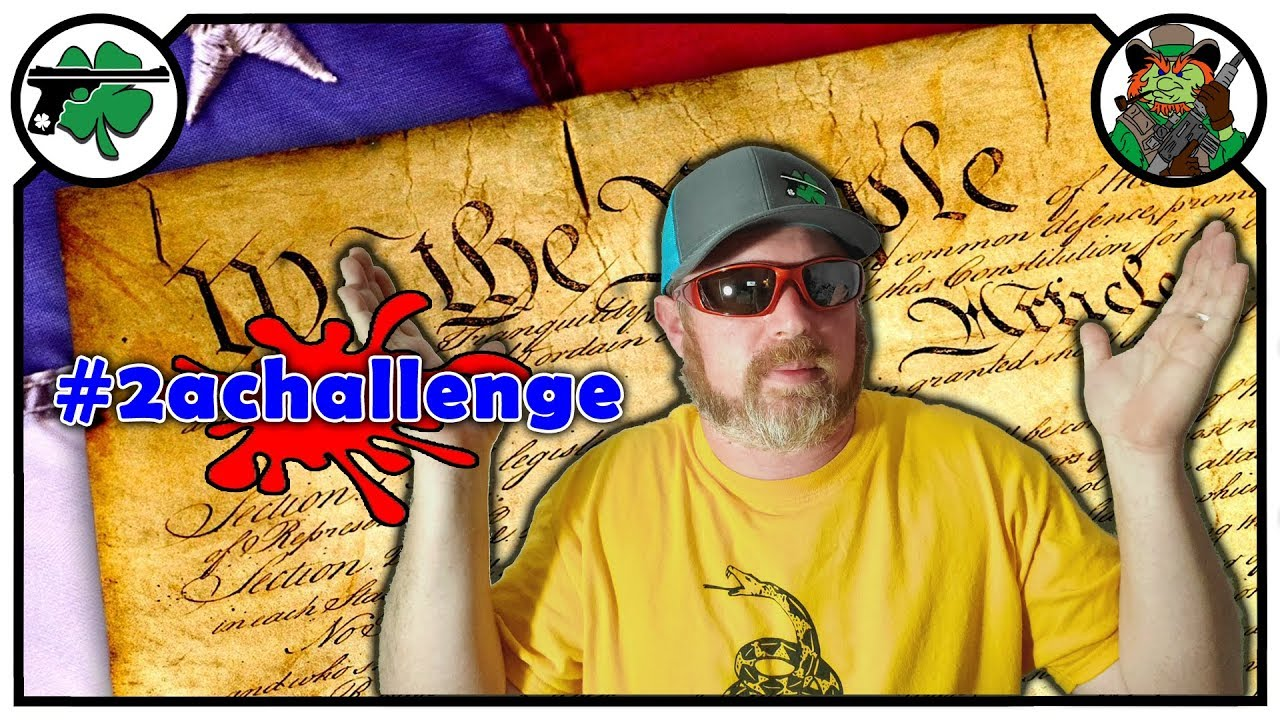 My Take On The Second Amendment - VR To Adam Jimenez #2ACHALLENGE