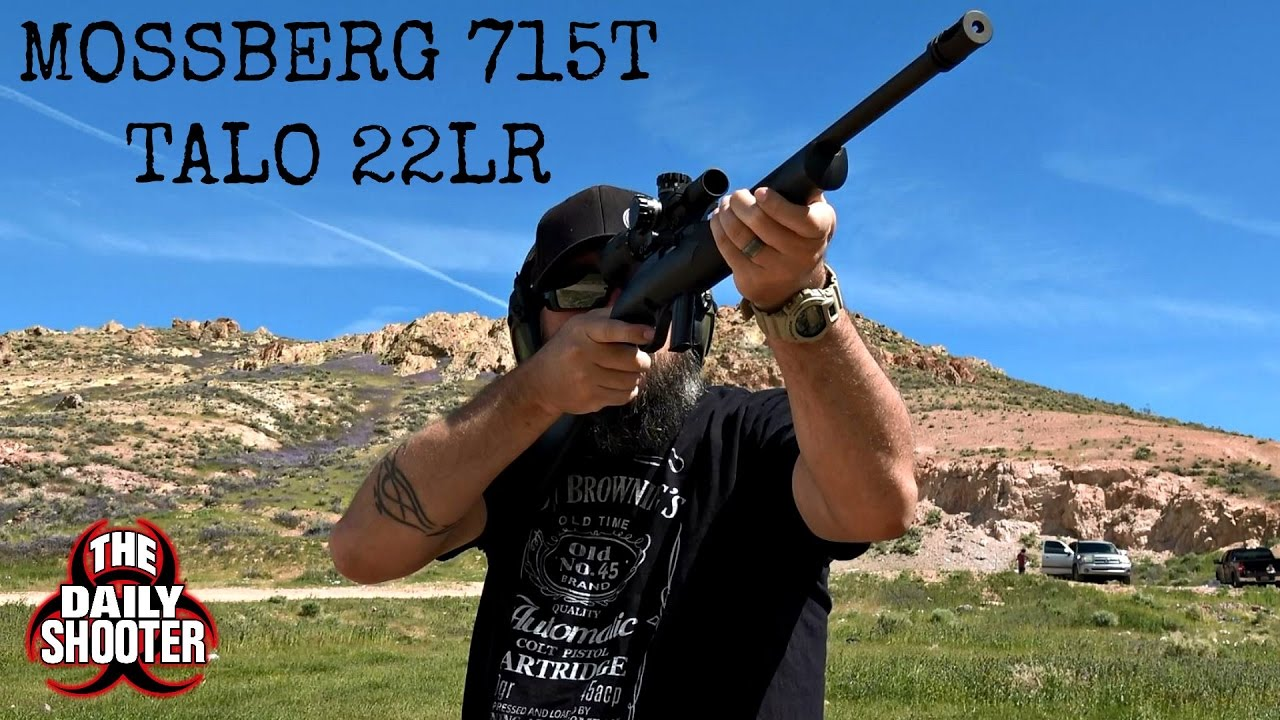Mossberg 715T Talo Edition 22lr Review
