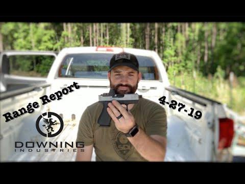 Range Report 4-27-19