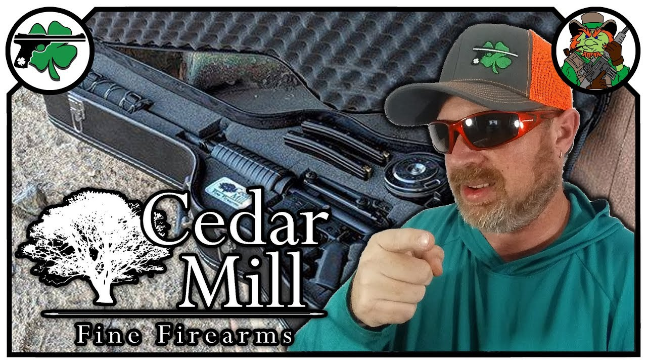 Firearm Cases & Storage With Cedar Mill Firearms