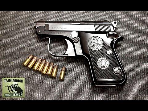 Beretta Model 950BS Minx 22 Short Pistol